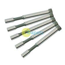 Heavy Duty Air Nibbler Metal Steel Punches 5pk Shear Sheet Cutter