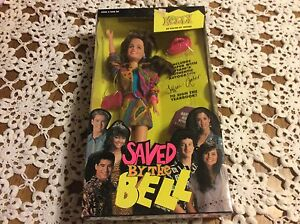Vintage Saved By The Bell Kelly Doll New In Box 1992 Made By Tiger Toys Rare
