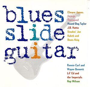 BLUES-SLIDE-GUITAR-1996-EasyDisc-ED-CD-9003