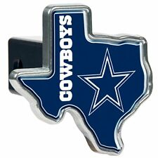 Dallas Cowboys NFL Texas Shaped Metal Helmet Trailer Hitch Cover ~ NEW!