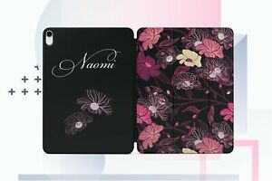 finest selection f19d2 524e2 Details about Floral Magnetic Folio Case For New iPad Pro 12.9