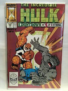 Incredible-Hulk-Vol-1-365-VF-1st-Print-Marvel-Comics