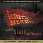 Bernard Herrmann: Battle of Neretva; The Naked & Dead by Moscow Symphony Orchestra/William T. Stromberg (Conductor) (CD, Jan-2012, Tribute Film Classics)