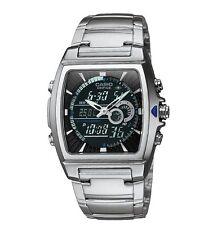 Casio EFA120D-1A Men's Edifice Analog Digital Thermometer Alarm Chrono Watch