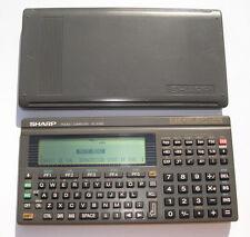 SHARP PC-E500 Pocket Computer, BASIC Calculator, Taschenrechner #228