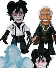 EDWARD SCISSORHANDS - Set 4 Action Figure Mezco