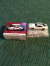 Hallmark 1997 Classic American Cars 7th 1969 Hurst Oldsmobile 442 Ornament