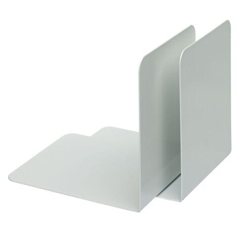 1 Paar weiss Alco 4302-10 Buchstützen Metall 130x140x140 mm