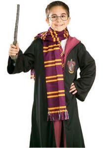 Harry-Potter-Movie-Kids-Scarf-Gryffindor-Wizard-Weasley-Hermione-Hogwarts-Costum