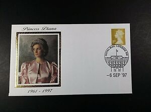 Great Britain 1997 FDC Princess Diana 1961-1997