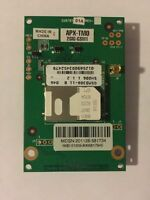 Lot Of 2 2gig-gsm Technologies Gsm Module Apx-tmo For Vivint Alarm