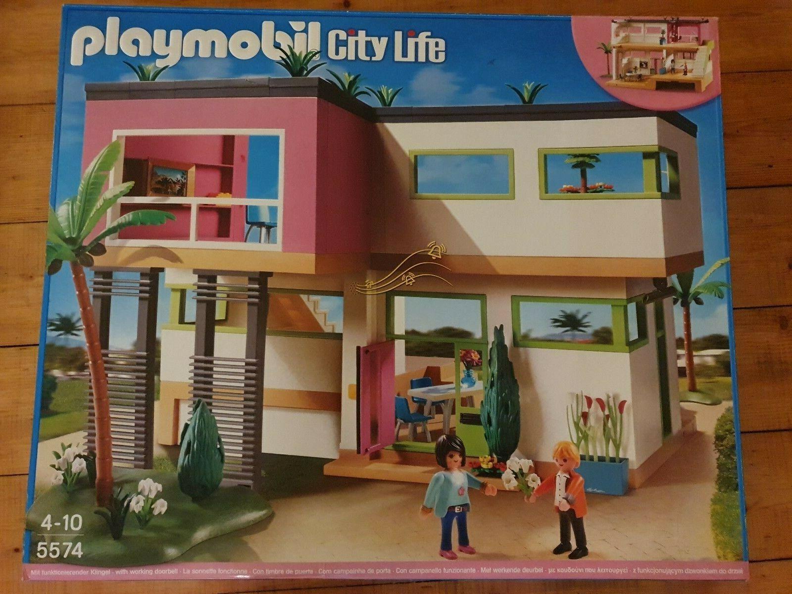 Playmobil Stadt Life 5574 Moderne Luxusvilla