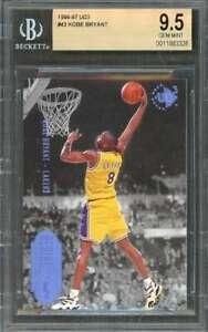 Kobe-Bryant-Rookie-Card-1996-97-Ud3-43-Los-Angeles-Lakers-BGS-9-5