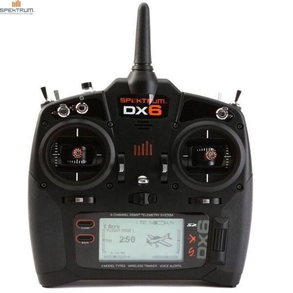 Spektrum SPMR 6750 DX6 6 Canales Dsmx Transmisor modo de radio 2