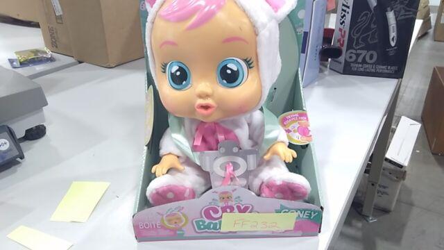 Bebes Llorones Lagrimas Magicas Bonnie Bebé Coney Doll Con Pijamita De Conejita