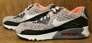 buy online be931 208cf Image is loading Nike-Air-Max-90-LTR-Premium-Black-Granite-