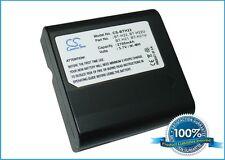 3.6V battery for Sharp VL-AH130U, VL-A10E, VL-SW50E, VL-H850U, VL-AD260U, VL-AH5