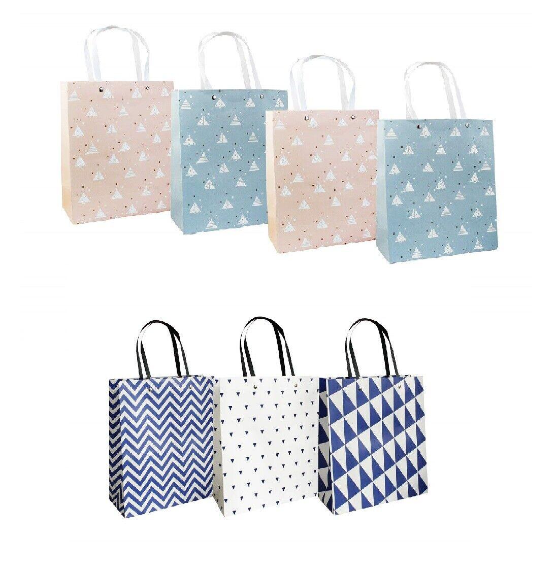 En Gros Luxe Papier Fête Anniversaire Cadeau Sac Assorti Vacances Occasion Bags
