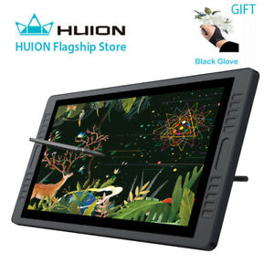 Details about Huion GT-221 Pro 8192 HD Pen Display Tablet Monitor Graphics  Drawing Monitor Pad