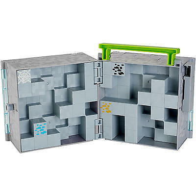 Mattel Minecraft Mini Collector Case Action Figure