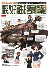 "Doujinshi Girls und Panzer /"" Weekly Girlpan Comic Vol.6 /"" B5 250P"