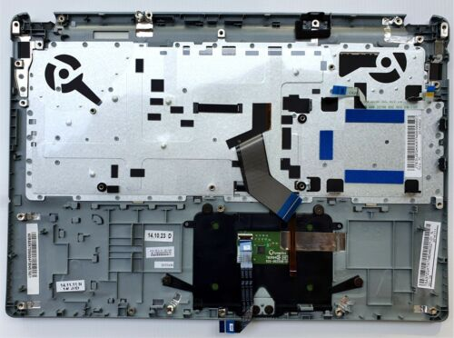 Original Acer Aspire V5-472 V5-473 cover upper w// US keyboard gray backlit