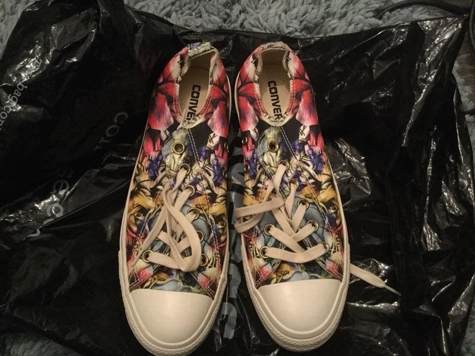 Converse All Star Schuhes Größe 7