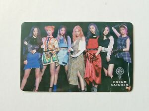 K-POP-DREAM-CATCHER-Mini-Album-034-Alone-In-the-City-034-Official-Photocard
