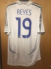 Camiseta  Real Madrid Liga 2005/2006 REYES Shirt Adidas