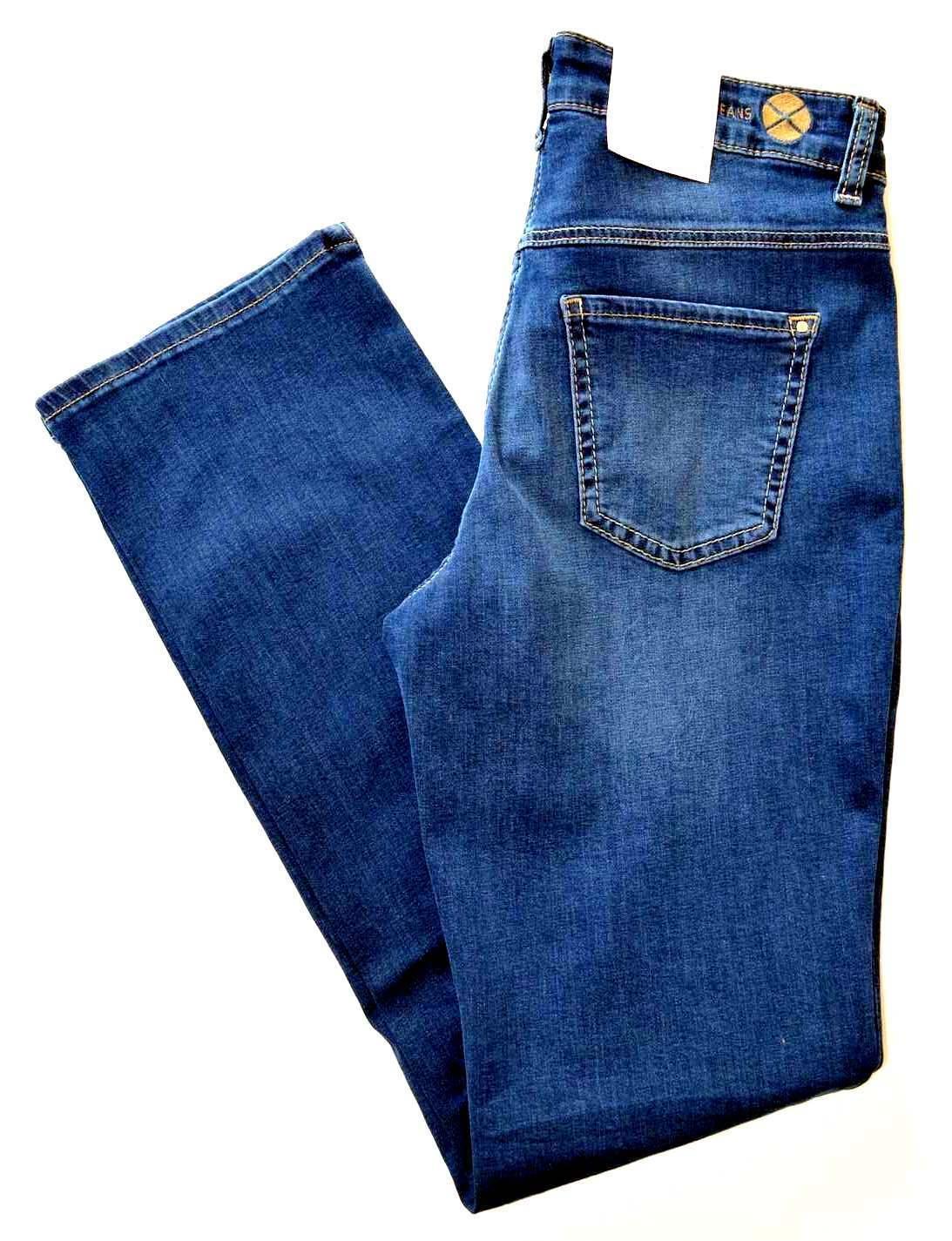 Stretch Größe wählbar BRAX Mary Glamour modische Jeans in Anthrazit Used