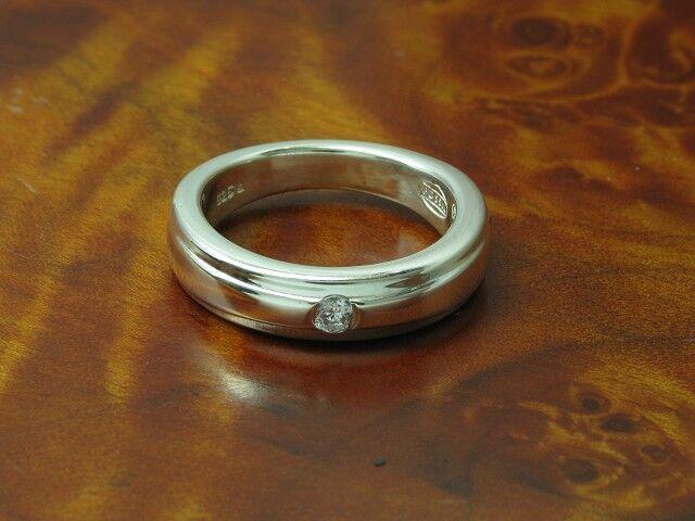 925 Sterling silver Ring mit Zirkonia Besatz   Echtsilver   RG 56,5   7,8g