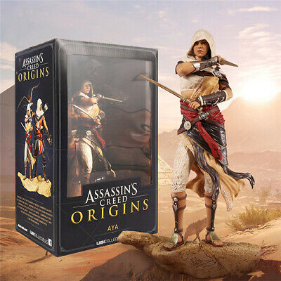 Assassin S Creed Origins Aya 27cm Pvc Figure Statue New In Box New