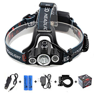 900000LMS-3X-T6-Rechargeable-LED-Headlamp-Headlight-Flashlight-Head-Torch-Light