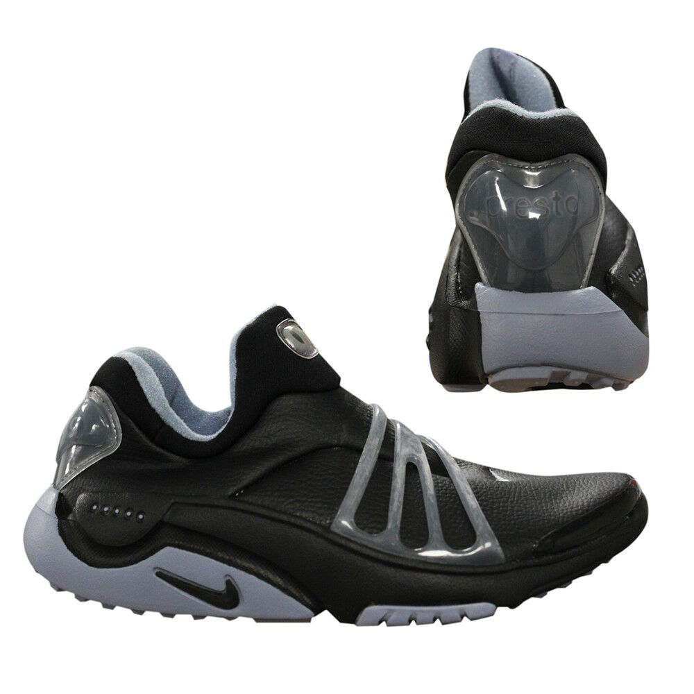 the best attitude 7bed5 ced0c Details about Nike Air Trainer Escape Presto Womens Slip On Black Trainers  174270 551 B28D