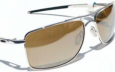 3856e99ba9 item 1 NEW  Oakley GAUGE 8 CHROME 57mm Aviator w POLARIZED Tungsten Sunglass  4124-05 -NEW  Oakley GAUGE 8 CHROME 57mm Aviator w POLARIZED Tungsten  Sunglass ...