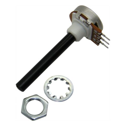PC20BU-2K2-LIN Potentiometer axial 1-Drehung 2,2kΩ 0,4W ±20/% 6mm linear THT