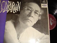 RARE Bollywood ANGEL LP VINYL Record of Hindi Indian FILM SONGS by S. D. BURMAN