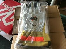 Power Gripz Lineman Gloves Xl Leather Tpg Wg10 Case Of 12 New