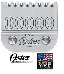 Oster Cryogen-x Classique 76 Pro 00000 Lame De Tondeuse A5 Ag Bg Cheveux Stylist