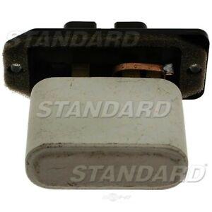 Hvac Blower Motor Resistor Standard Ru 265 Ebay