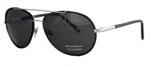 5efb5568c26 Tommy Bahama Sunglasses Aye to Aye Silver Blackgrey Polarized (new ...