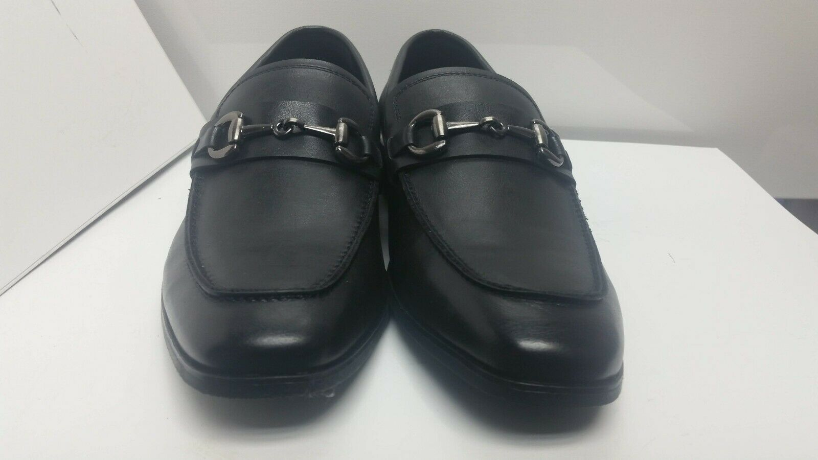 Unlisted By Kenneth Cole Men's 9.5 Black Shoes Stay Loafers