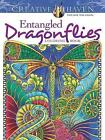 Creative Haven Entangled Dragonflies Coloring Book by Angela Porter (Paperback, 2016)