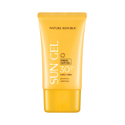 [NATURE REPUBLIC] Provence Calendula Fresh Sun Gel - 57ml (SPF30 PA++)
