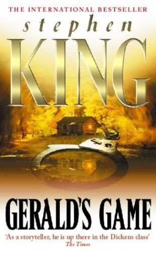 1 of 1 - Gerald's Game by King, Stephen 0450586235 The Cheap Fast Free Post