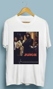 Vintage-Juice-Movie-Tupac-Shakur-T-Shirt-Gildan-Size-S-M-L-XL-2XL