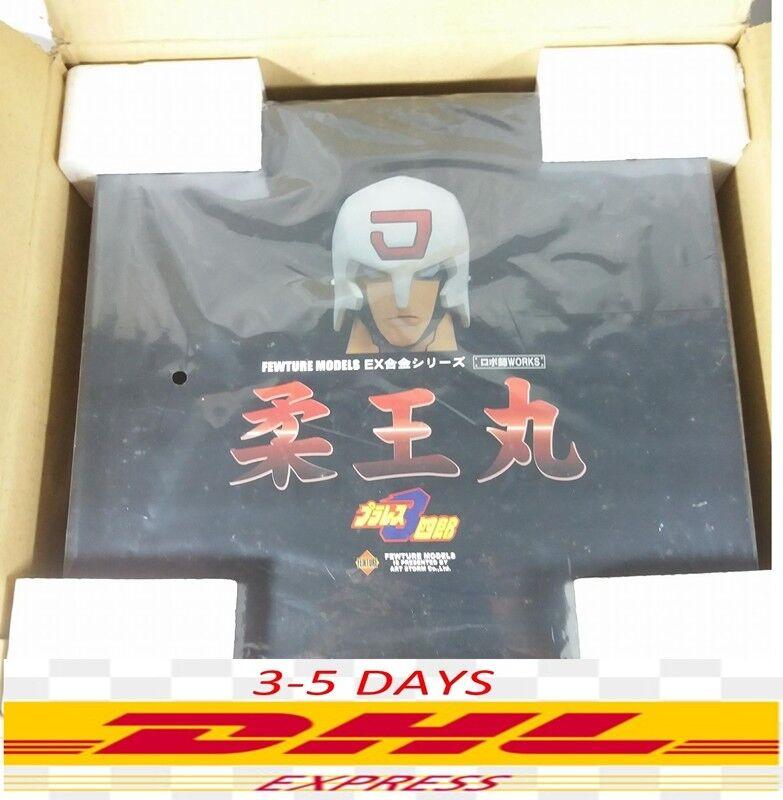 FEWTURE EX Alloy Robo arbetar Gokin Sanshiro Juohmaru 1 a frisläppande konst STORM