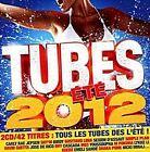 Tubes Été 2012 by Various Artists (CD, Aug-2012, 2 Discs, WEA)