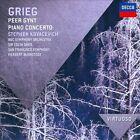 Grieg: Peer Gynt; Piano Concerto (CD, Jul-2012, Decca)