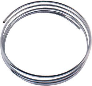 Tubo rame cromato cannuccia per miscelatore bagno cucina 5 mt diametro 10 mm ebay - Diametro tubo multistrato per bagno ...